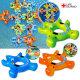 fluzzle 튜브 프레질 원형 대형 물놀이용품 아동 성인