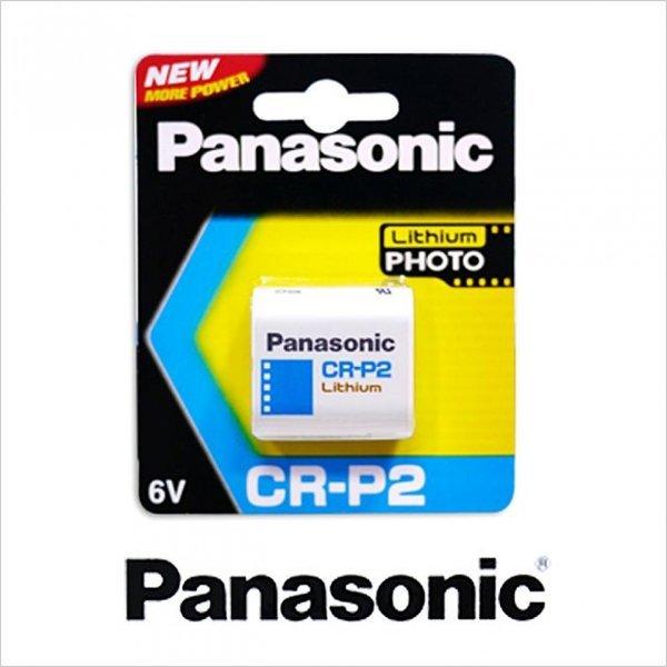 파나소닉 CR-P2 6V 카메라용리튬전지 리튬건전지 상품이미지