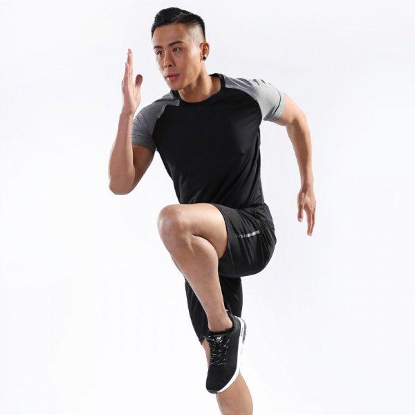 KAA-W01 커플 남자 반팔 운동복 셋트 상품이미지