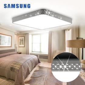 LED방등/조명/등기구 샤르망 방등 50W(LG칩) A/S 2년