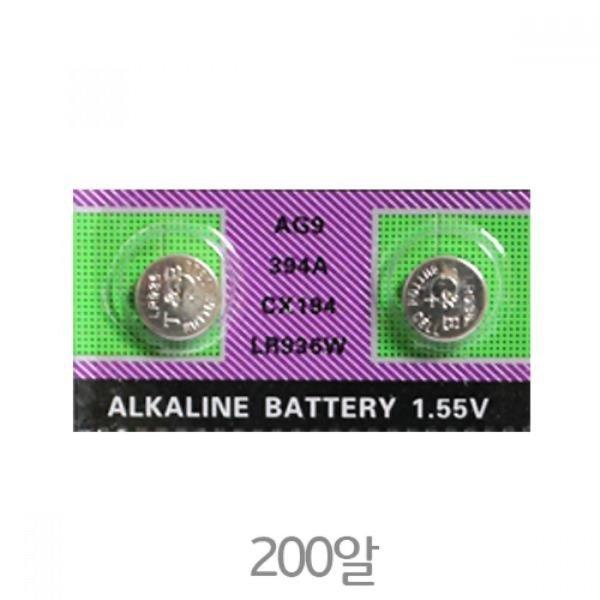 AG9 (200알) 알카라인건전지 1.55V 상품이미지