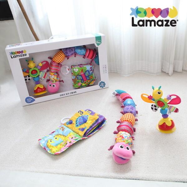 라마즈  핑크선물세트( 27847) 출산선물 백일선물 돌선물 상품이미지