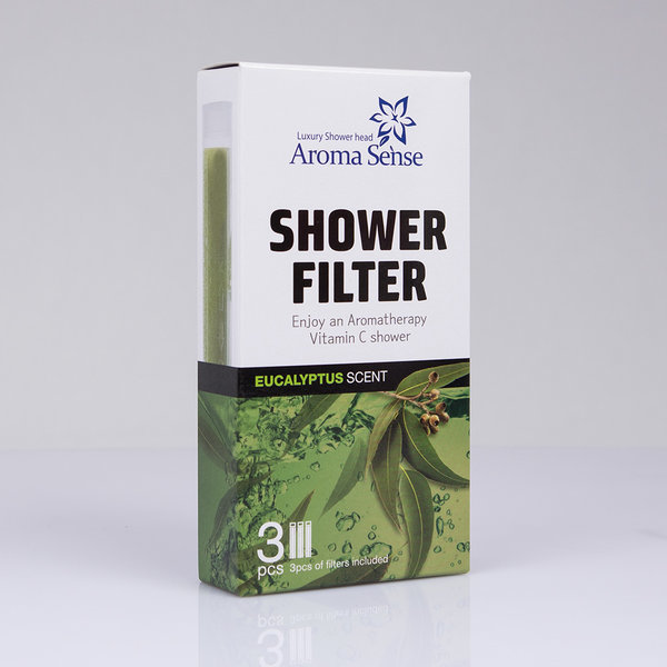 아로마센스 비타민 필터 유칼립투스 1BOX(3개입) 상품이미지