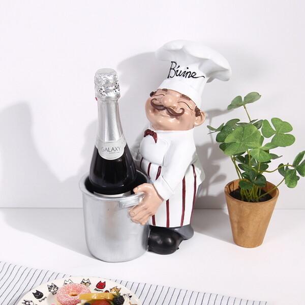 (현대Hmall) 엔시야 프렌치 요리사 와인 홀더 바보사랑  무료배송 상품이미지