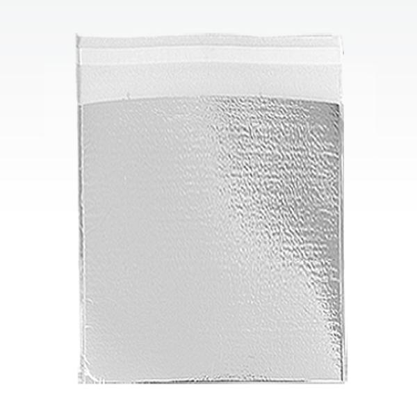 은박보냉팩 낱개 45x50cm 접착식 보냉파우치 보냉주머니 식품 빙수 아이스크림 포장 상품이미지