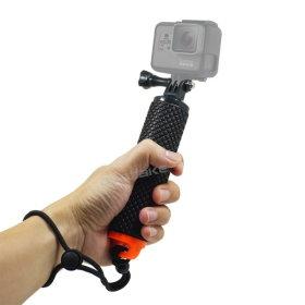 고프로 액션캠 방수팩 부력봉 물놀이 셀카봉 짭프로