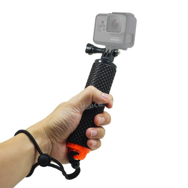 고프로 액션캠 방수팩 부력봉 물놀이 셀카봉 짭프로 상품이미지