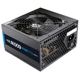 EcoMax 600W 83+ 정격 컴퓨터 파워서플라이