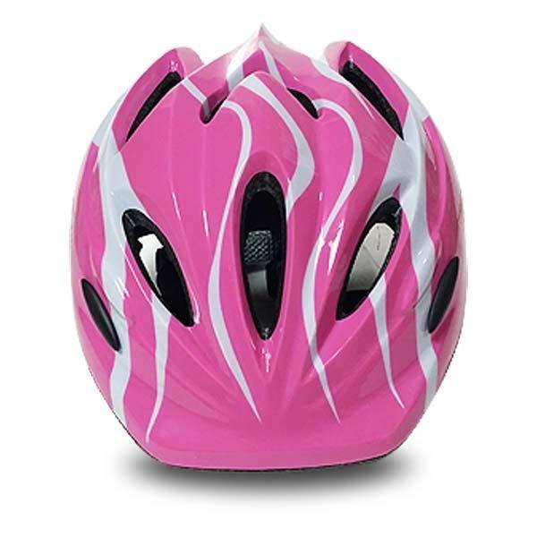 핑크 헬멧 유아용헬멧 어린이헬멧 안전헬멧 인라인헬멧 상품이미지
