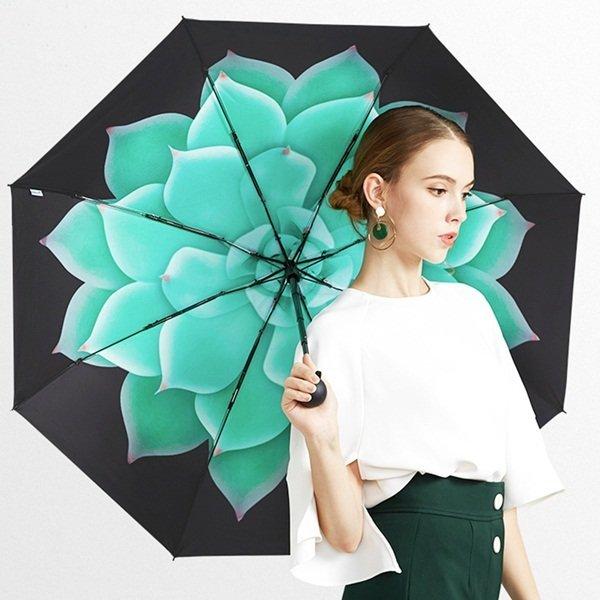 블라썸 자외선차단 암막양산 우양산 3단우산 예쁜우산 상품이미지