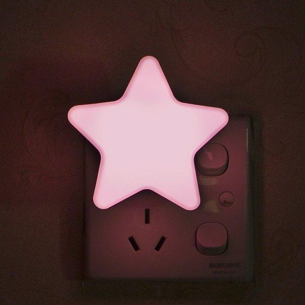 LED 라이트 키즈 침실 센서 램프 핑크 US 상품이미지