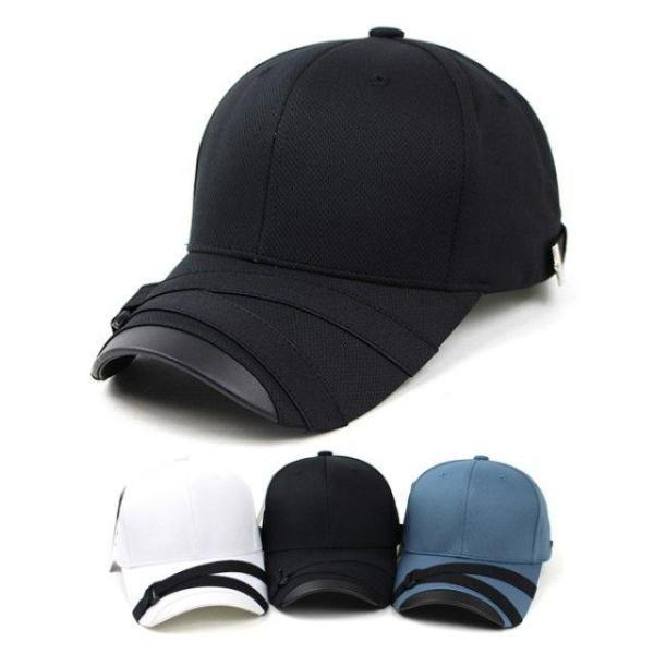쿨맥스 웨빙끈 볼캡(E)-모자-볼캡모자 상품이미지