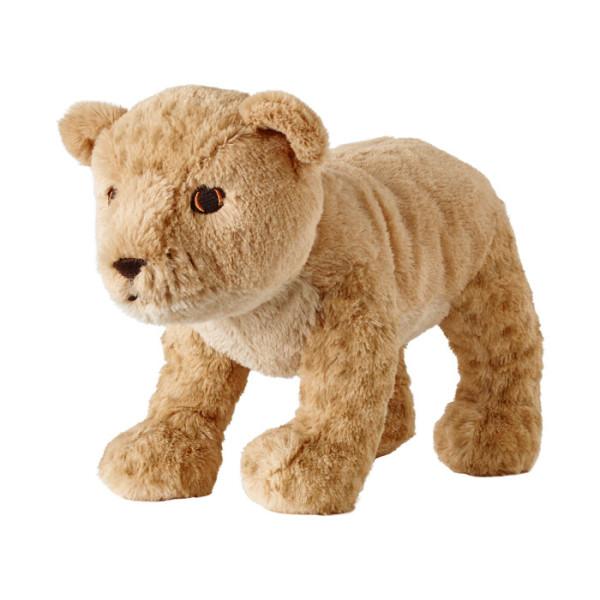이케아 DJUNGELSKOG 융엘스코그 아기사자 봉제인형 상품이미지