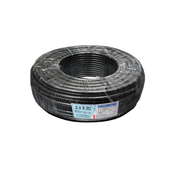 VCTF(충진형전선)2.5SQx2Cx100M / 충진형케이블/국산 상품이미지