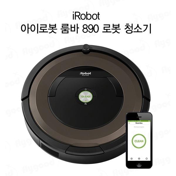 iRobot 아이로봇 룸바 890 로봇청소기 상품이미지