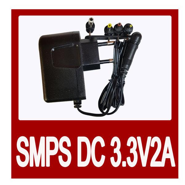 태영전자 3.3V 2.000mA DC아답타3.3V 2A/SMPS 아답타 상품이미지