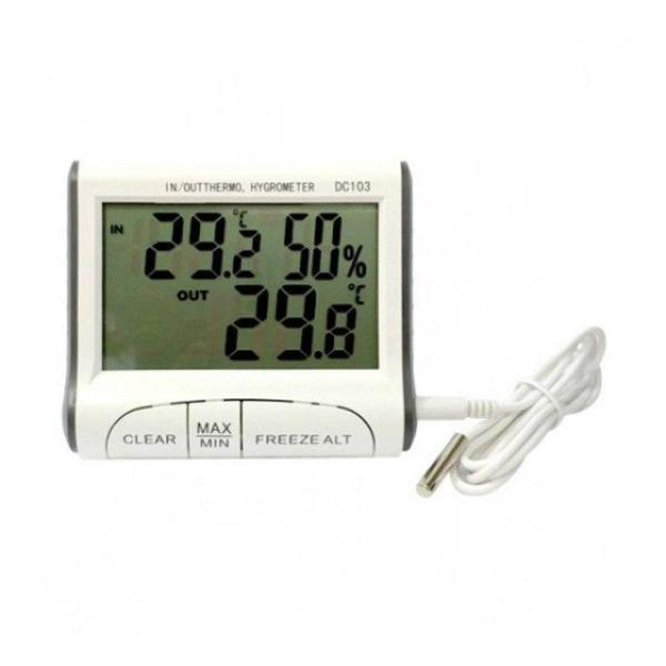 고급정밀온도습도계(13cm) 상품이미지