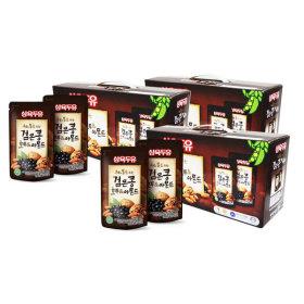삼육두유 검은콩 호두와아몬드파우치 45팩 건강음료