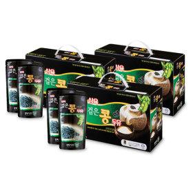 삼육 검은콩두유 파우치 195ml 60팩 건강음료