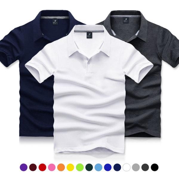 바트 반팔카라티 빅사이즈/단체커플티/티셔츠 상품이미지