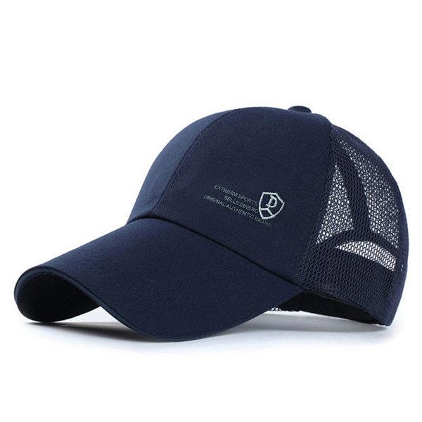 디네로 골프모자 여름 캡 남자 여성 볼캡 메시 모자 상품이미지