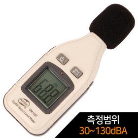디지털 소음측정기 소음계 데시벨 측정기 소리측정