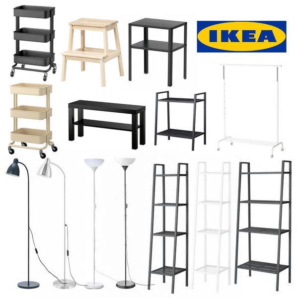 이케아 정품 BEST 조명 선반 행거 IKEA 필수가구모음 상품이미지