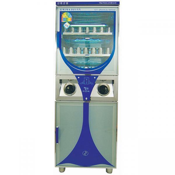 SW2200H컵살균건조 회수대 소독기일체형 컵150개 상품이미지