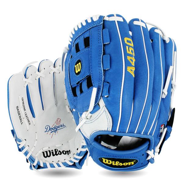윌슨 야구글러브 A450 RGJ31D MLB 11.5 LA다저스 좌투 상품이미지