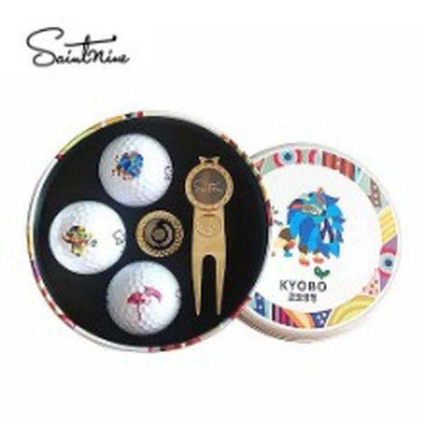 골프공 골프볼 홀인원기념품 답례품 골프 단체 선물 상품이미지