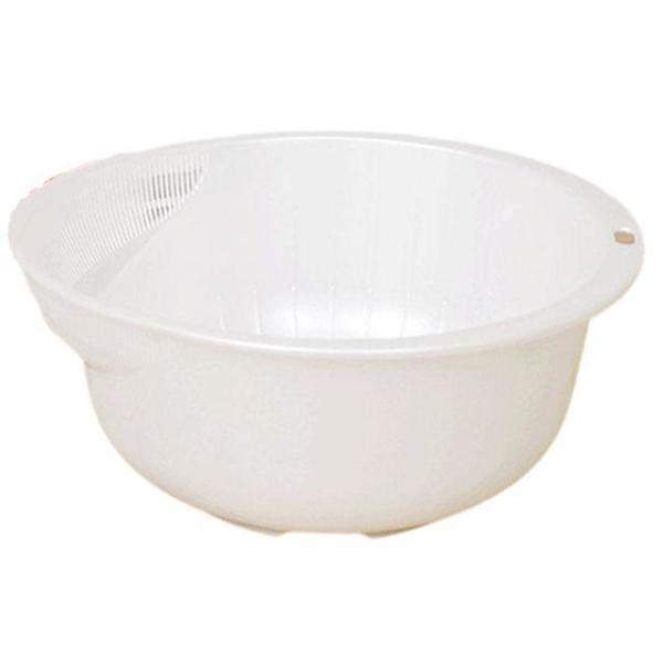 우일 쌀바가지 KMB1 1p 쌀볼 쌀씻기 쌀세척통 쌀대 상품이미지
