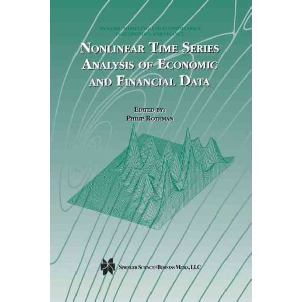Nonlinear Time Series Analysis of Economic and Financial Data 상품이미지