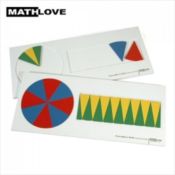 (수학사랑)원 넓이 실험기 상품이미지