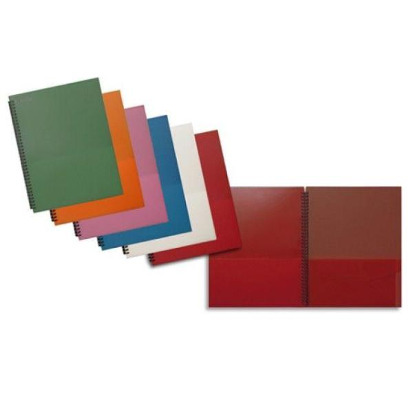 Esselte 에셀트 폴리 8포켓 화일 8 Pocket Folder 상품이미지