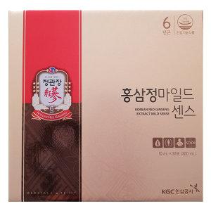 [정관장]정관장 홍삼정 마일드센스 10ml 30포 홍삼농축액