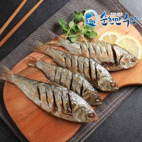 국내산 자연산 전어 1kg 12-20미/ 구이용