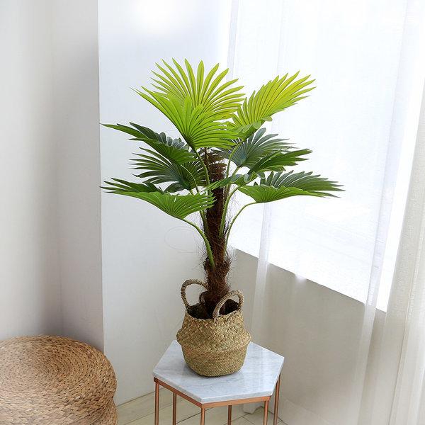 인조나무 조화나무 실내조경 1단 도시로 85cm 상품이미지