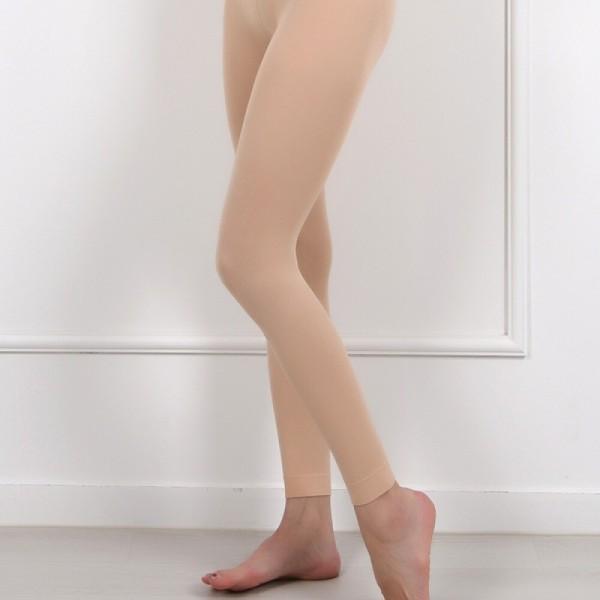 체형보정+흡습보온 기능성 무봉제 성형 여성내의 하 ( 상품이미지