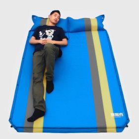 자동 충전 1/2 인용 캠핑 매트 / 에어 자충 침대