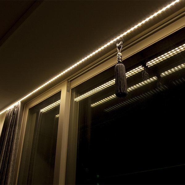 LED 리모컨 간접조명 DIY 세트 웜화이트 3M 상품이미지