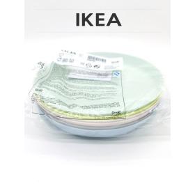 접시 6개 / 원형 플레이팅 앞접시 세트 KALAS 파스텔