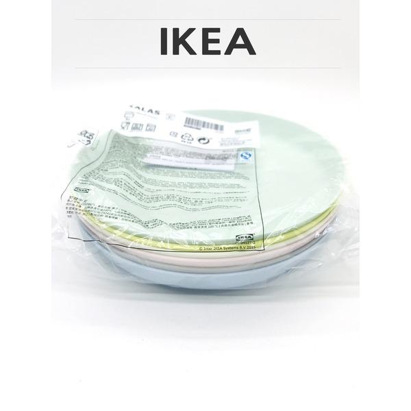 접시 6개 / 원형 플레이팅 앞접시 세트 KALAS 파스텔 상품이미지
