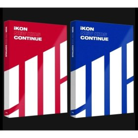 Gmarket - (Album ver) iKON - New Kids : Continue (mini album)