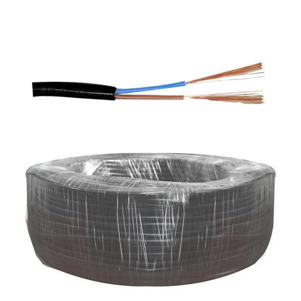 동양전자 VCTF 0.75SQ x 2C 전선 100M / 케이블 / 상품이미지