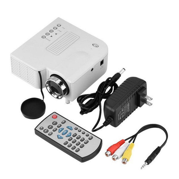 GM40 수동 초점 홈 시어터 프로젝터 1080P 상품이미지