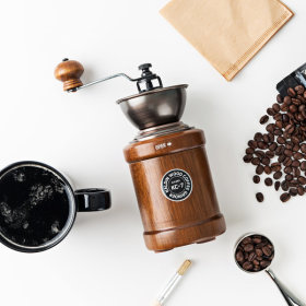 칼딘 커피그라인더 세라믹핸드밀 KC-7 청소솔증정
