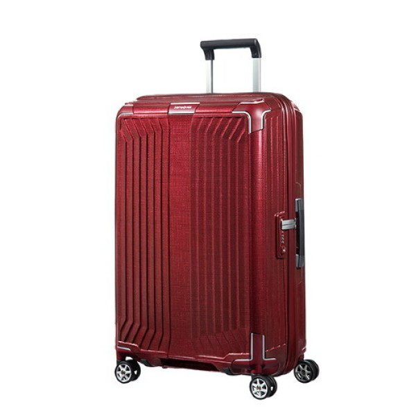 쌤소나이트  LITE-BOX 캐리어 69/25 D.RED 42N10002 상품이미지