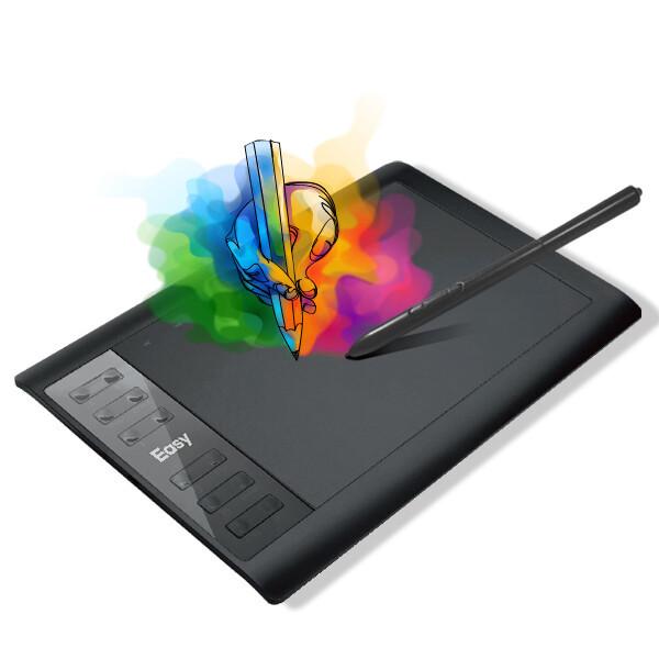 이지드로잉 드로잉 태블릿 1060 PLUS PC 스마트폰지원 상품이미지
