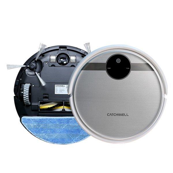 캐치웰 CR3 로봇청소기 실버색상/사은품증정+2년무상AS 상품이미지
