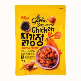 AAF_갈릭닭강정_450G